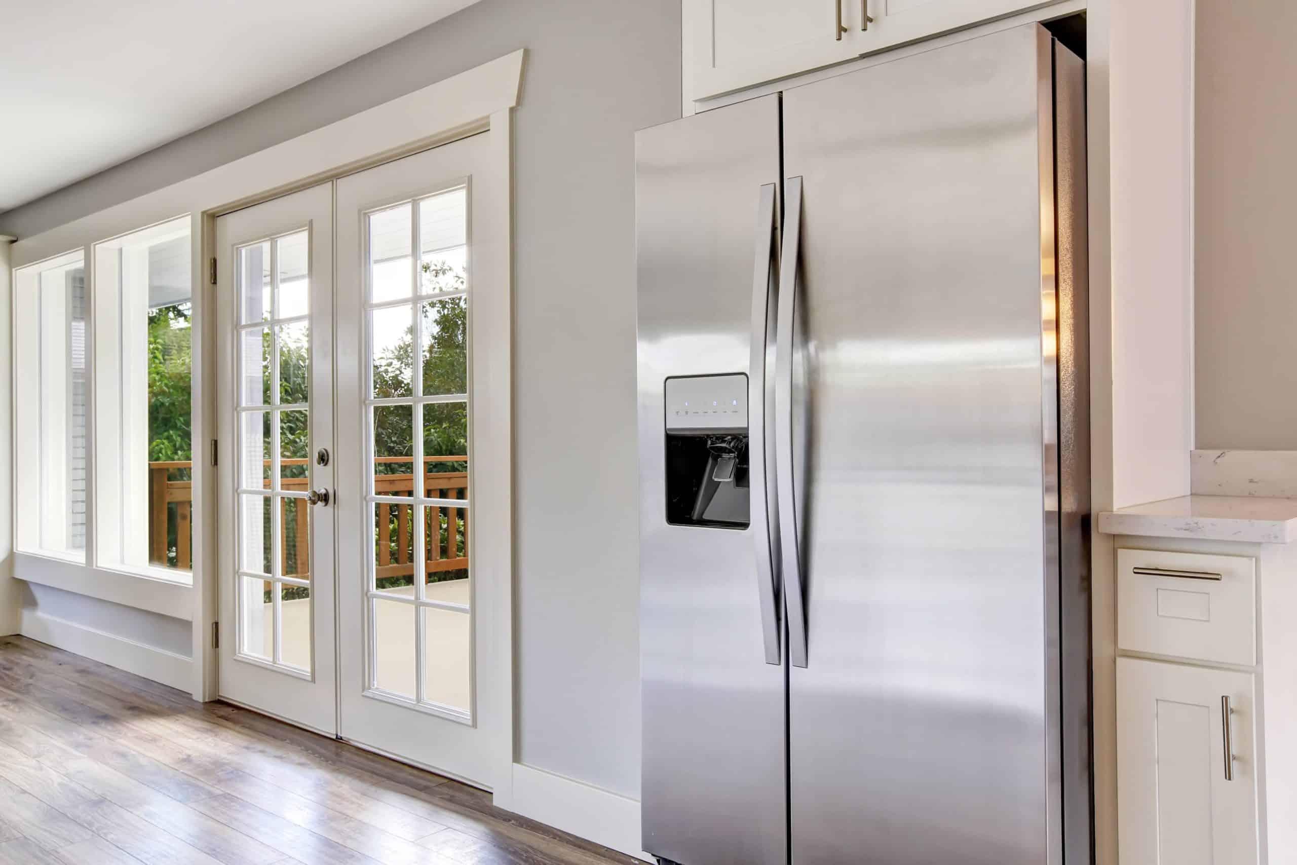 Installed Refrigerator